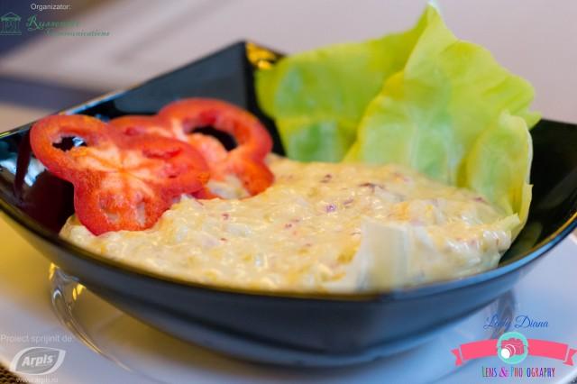 Salata de gogonele cu maioneza